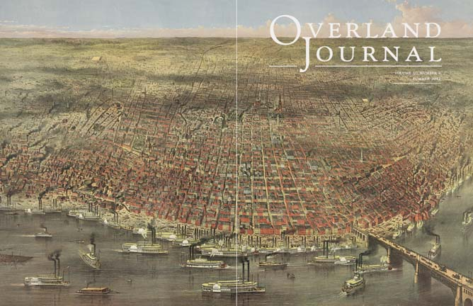Overland Journal Summer 2012 cover